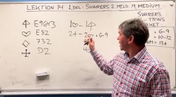 Lektion 14 - del 2: Mediumshænder