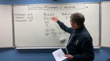 Svarers 2. melding - niveau 2